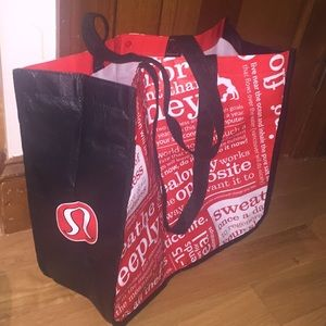 Handbags - Lululemon tote bag